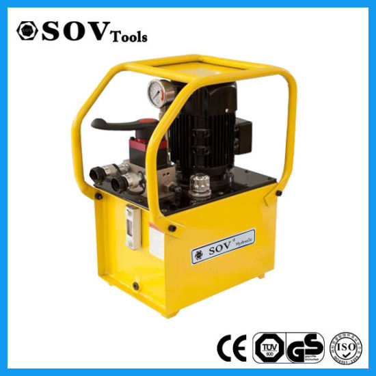 Double Acting High Tonnage Hydraulic Jack with Factory Price pictures & photos