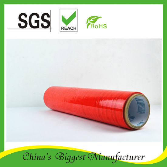 "Shrink Film 3""Core Stretch Film Plastic Film  2kg Net Weight Film pictures & photos"