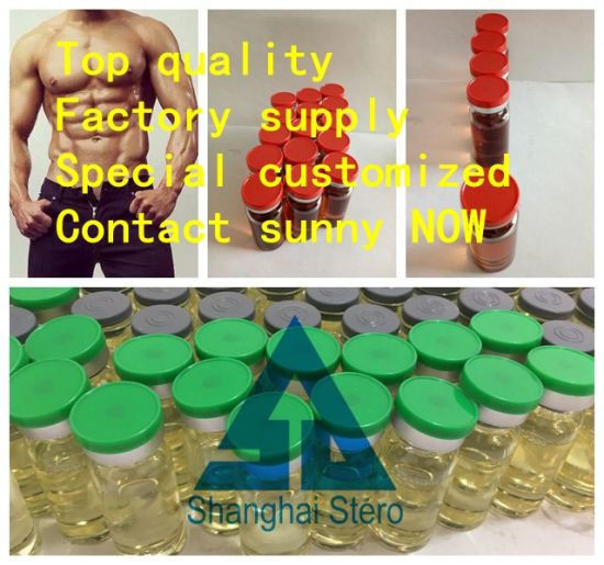 Injectable Oral Anabolic Raw Steroid Liquids Anapolon 50mg/Vial pictures & photos