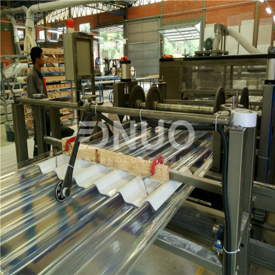 Automatic FRP Roofing Sheet Making Machine with Best Price