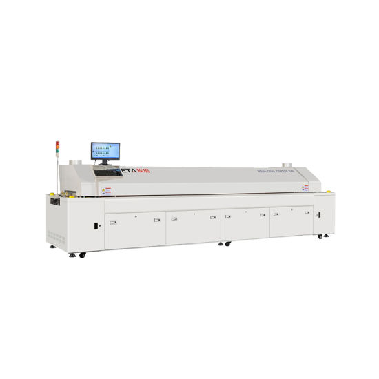 Solder Paste Reflow Oven for SMT Line pictures & photos