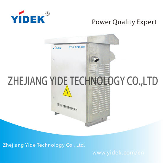 Yidek Imbalanced Three Phase Electric Current Compensating Device with Intelligent Capacitors pictures & photos