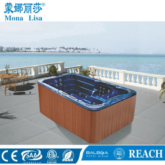 6 8 Person Outdoor SPA Hot Tub Massage Training Family Swimming SPA With SPA  Pool With Whirlpool Jacuzzi Hot Tub M 3337