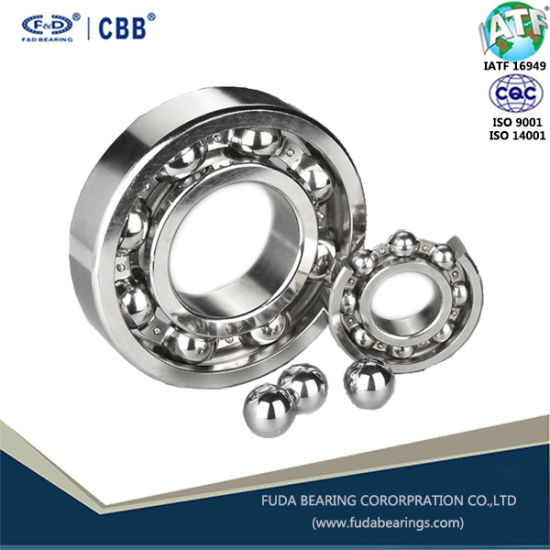 Agricultural product auto parts ball bearing 6012 OPEN C3