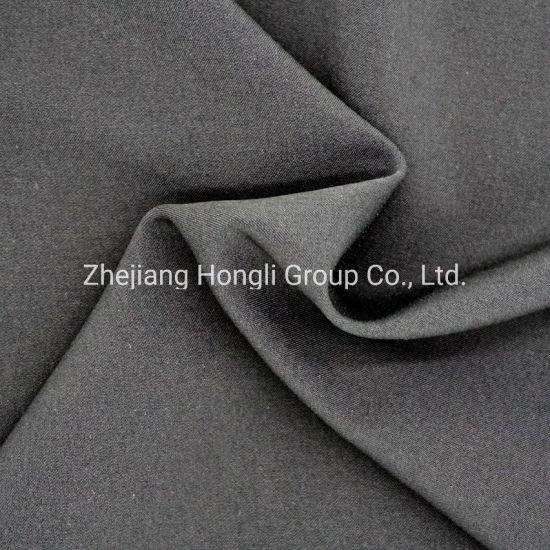 75D Polyester Spandex Stretch Plain Fabric for Garment