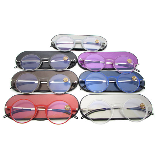 2019 Newest Super Thin Reading Glasses with Case