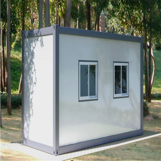 China Europe Luxury 20FT 40FT Shipping Container Homes