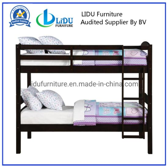 Double Kids Bed Bunk Bed Frame Day Bed