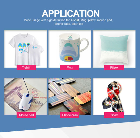 Best Price A3 and Roll Transfer Sublimation Paper for Sale pictures & photos