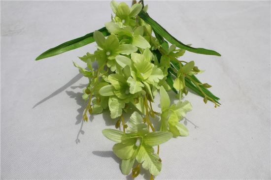 China wholesale cheap artificial silk flower bouquet for indoor wholesale cheap artificial silk flower bouquet for indoor decoration mightylinksfo