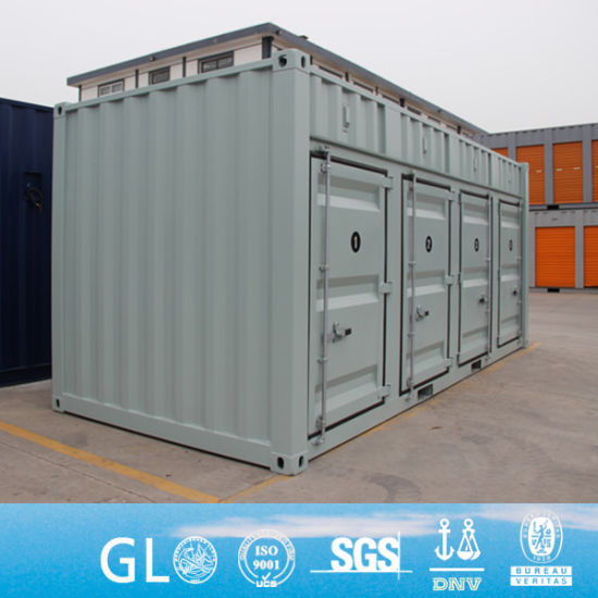 China Roll up Shutter Door Roller Door Portable Storage Container