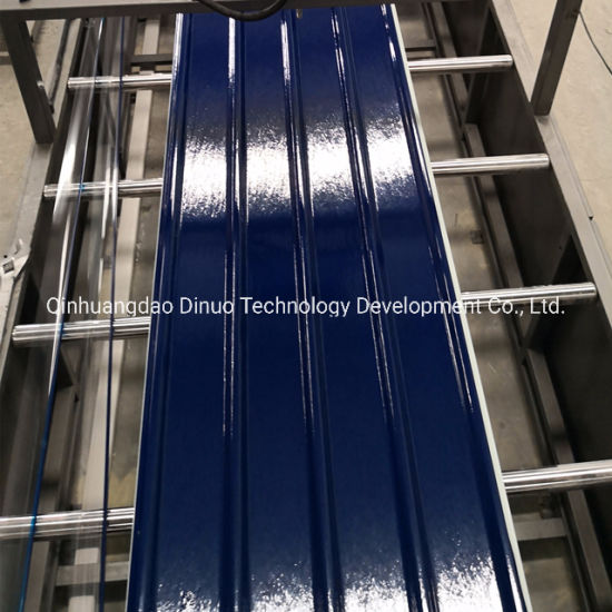 Polyester FRP Corrugated Daylight Roofing Sheet Making Machine