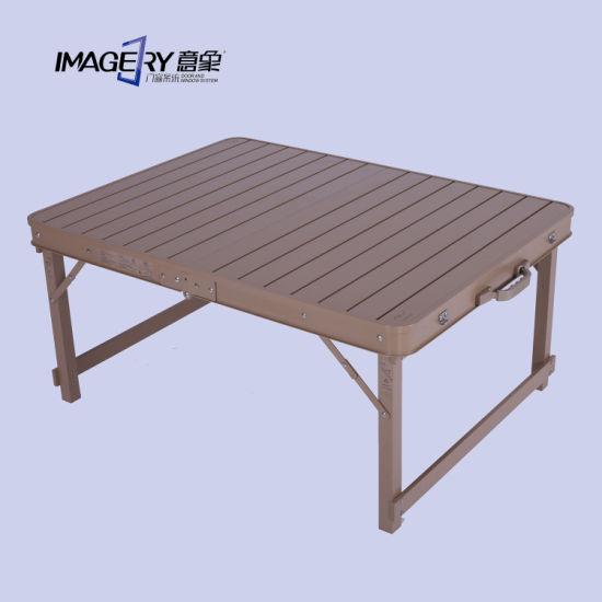 Aluminum Alloy Foldable Patio Furniture Suitable for a Picnic Trip