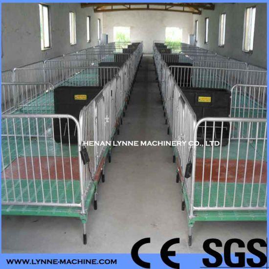 China Pig Sow/Hog Farrowing Crate Slat Plastic Floor in