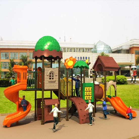 New Comfortable Design Outdoor Playground pictures & photos