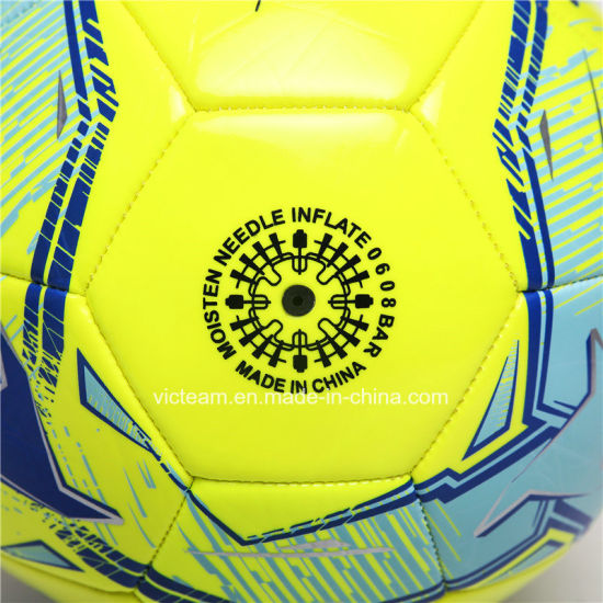 Good Stitching Softer Touch TPU Training Football pictures & photos