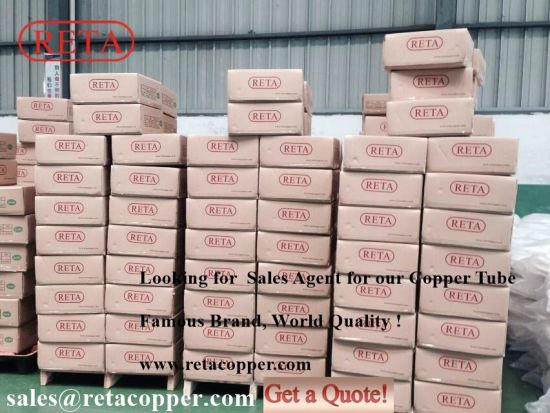 R410A Refrigeration Copper Tube Copper Coil pictures & photos