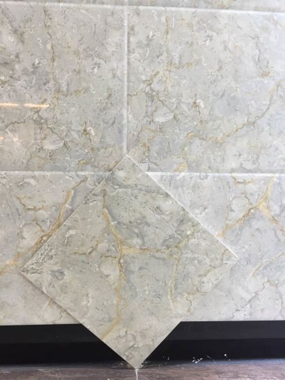 30x30cm Ceramic Border Tiles Flooring In China 3p060b China Tile