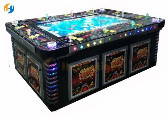 China Happy Tiger Hot Sale Ocean King 3 Fishing Game Thunder