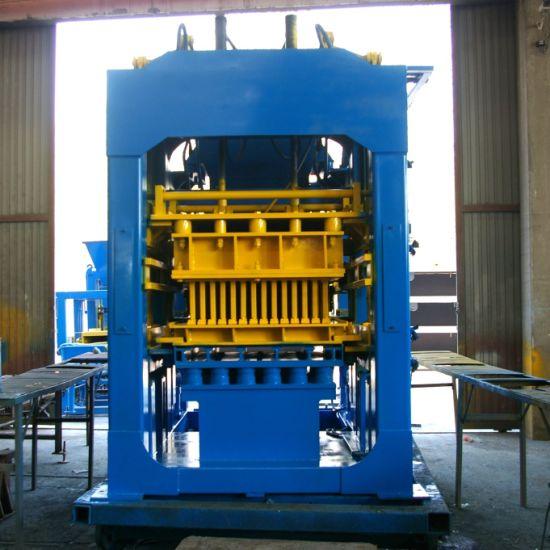 Qt8-15 Hydraulic Hollow Cement Block Making Machine Price in Oman