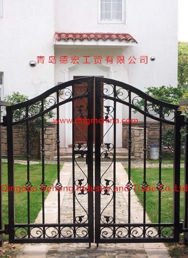 New Design Small Iron/Aluminium Gate/Side Door/Side Entrance