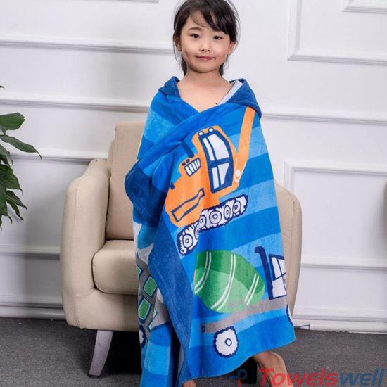 kids hooded beach towels. 100% Cotton Printed Kids Hooded Beach Towel Towels S