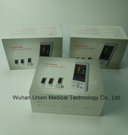 Portable Medical Hospital Adult Neonate Oximetry Handheld Pulse Oximeter with USB pictures & photos