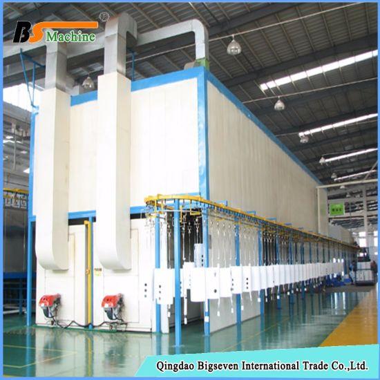 China Powder Coating Equipment Electrostatic Painting Line China