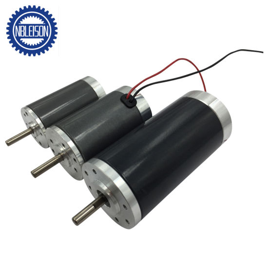 30W 50W 12V 3000 Rpm Motor DC 70mm for Water Pump