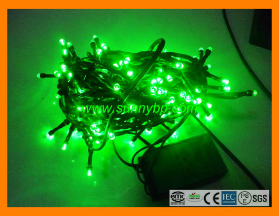 Led Chasing String Christmas Lights