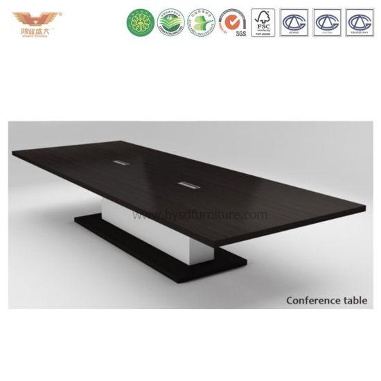 China Special Design Luxury Boardroom Corian Conference Table - Corian conference table