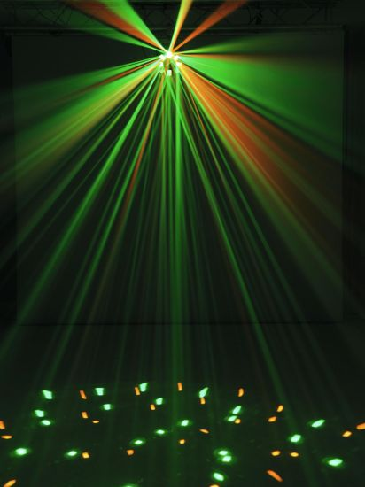 8eyes Flower RGBWA LED Effect Light for Stage Lighting (ICON-A039E) pictures & photos