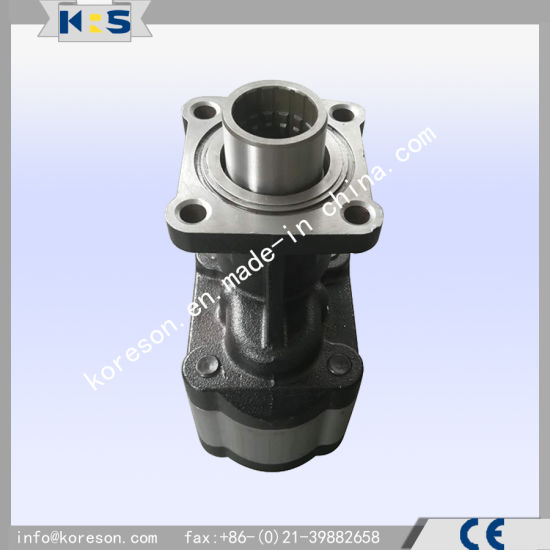 Quick Coupling Pump for Dump Truck