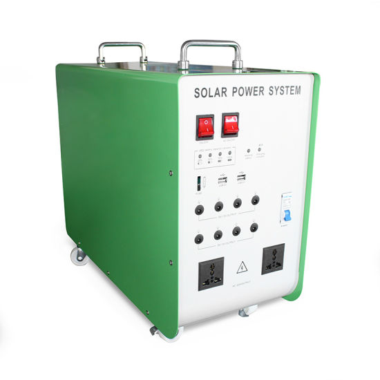 1000W Solar Power for Household pictures & photos