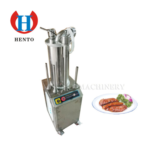 Industry Stainless Steel Sausage Filling Machine