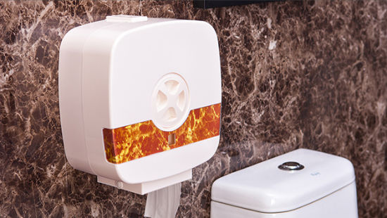 High Class Plastic Jumbo Toilet Paper Dispenser (KW-438) pictures & photos