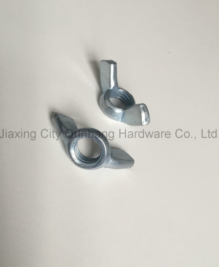 Wing Nuts ANSI with Zinc Plated Carbon Steel pictures & photos