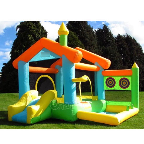 Indoor Inflatable Castle/Residential Inflatable Jumping Castle Bounce House Cr3001 pictures & photos