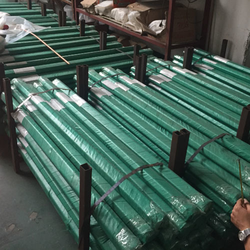 Copper Bonded Steel Threaded Earth Rod Compliance with IEC62561 pictures & photos