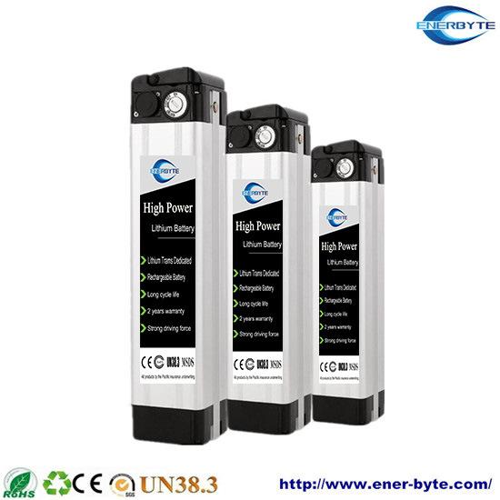 Lithium Battery Pack 48V 10ah for E-Bike