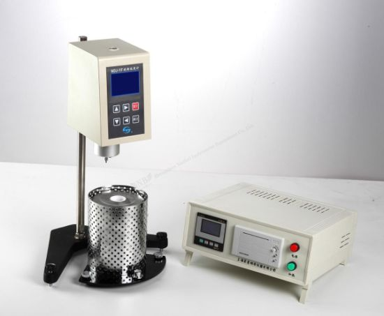 Digital Rotational Brookfield Viscometer with ISO Certificate pictures & photos