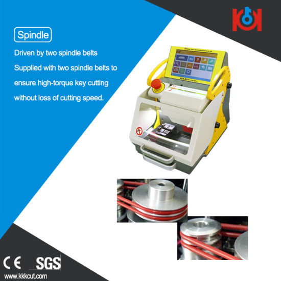 All-in-One Fully Automatic Car Key Cutting Machine Sec-E9 pictures & photos