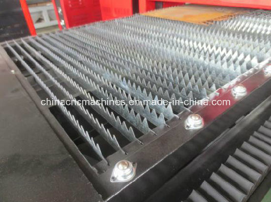 20mm Metal Plasma Cutting Machine Huayuan 100A Laser Cutter Equipment pictures & photos