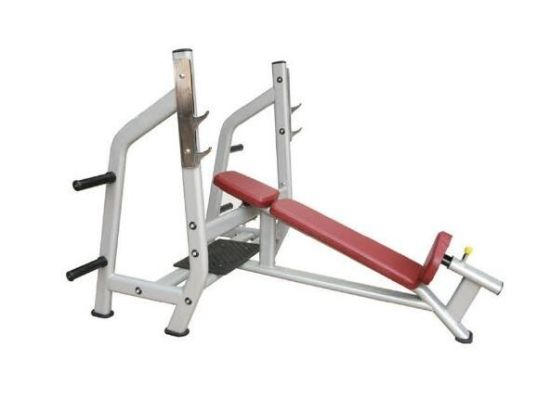 Professional Gym Equipment/Commercial Fitness Equipment Olympic Incline Press with Ce