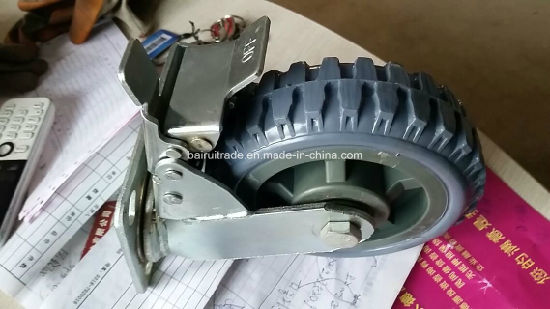 8 Inch Trolley Wheel for Indsutrial pictures & photos