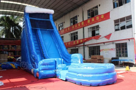 Commercial Inflatable Water Slide Slip N Slide Combo Chsl522 pictures & photos