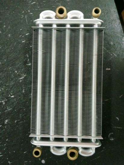 Wall Mounted Natural Gas Boil Part Heat Exchanger pictures & photos