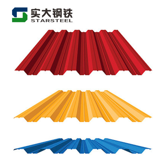 PPGI/ Prepainted Galvanized Steel Sheet/Color Coated Zinc Sheet Made in China Manufacturer