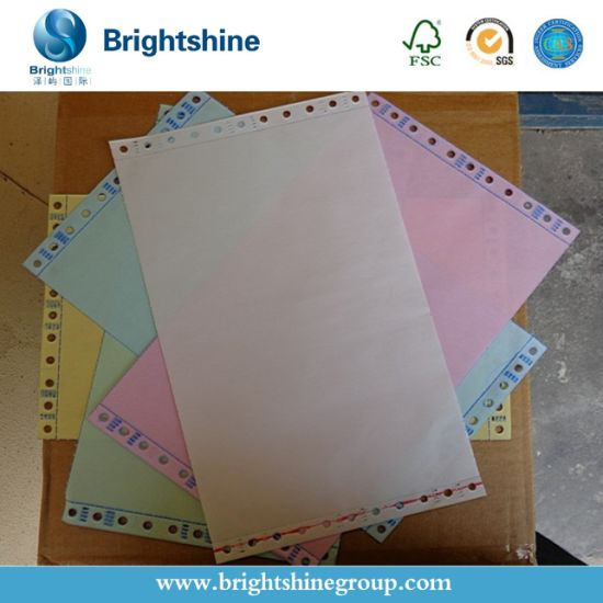 Carbonless Currency Printing Paper