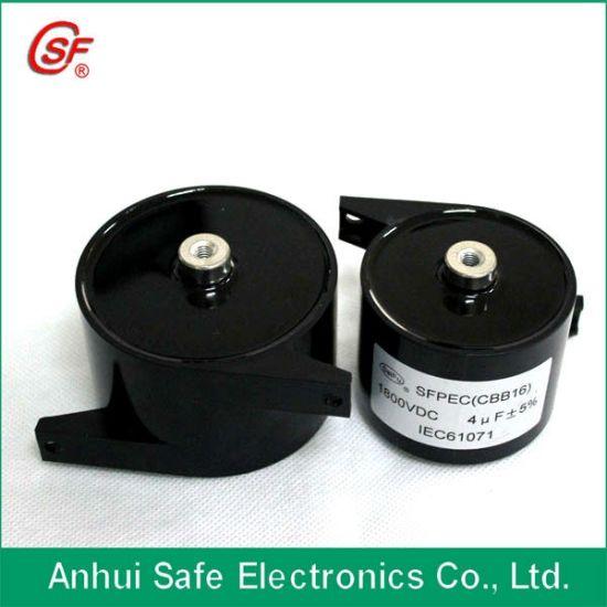 Supply Wind Film 105k 450V Film Capacitor Cbb15 Cbb16
